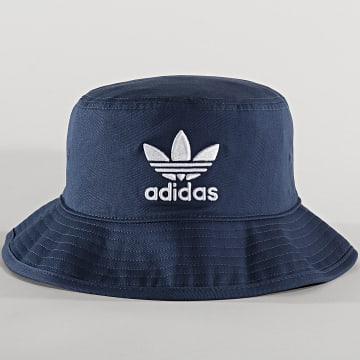 Bob Bucket Hat FL1336 Bleu Marine
