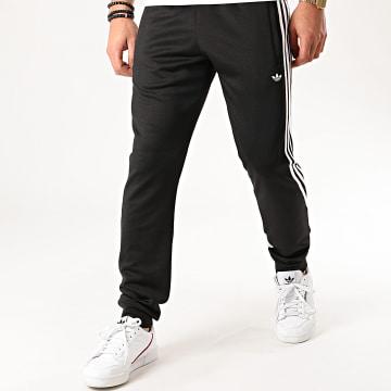 Adidas Originals - Pantalon Jogging A Bandes 3 Stripes Wrap FM1528 Noir