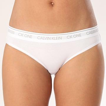 Calvin Klein - Culotte Femme QF5735E Blanc