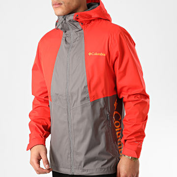 Columbia - Coupe-Vent Inner Limits II Gris Rouge