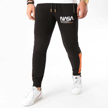 Final Club - Pantalon Jogging Space Exploration 361 Noir