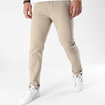 LBO - Pantalon Chino 992 Beige