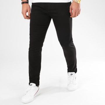 LBO - Pantalon Chino 993 Noir