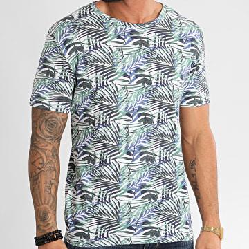 MTX - Tee Shirt F1057 Blanc Floral