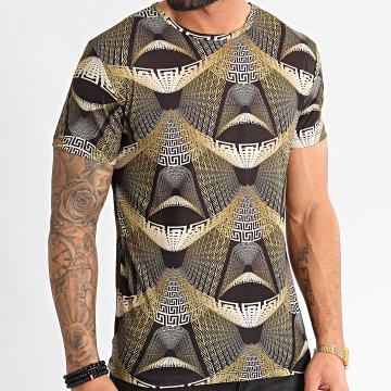 MTX - Tee Shirt TM0303 Noir Renaissance