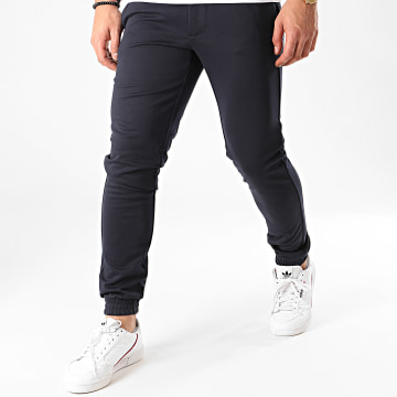 Only And Sons - Jogger Pant Mark Cuff Bleu Marine