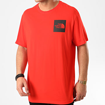 Tee Shirt Fine CEQ5 Rouge