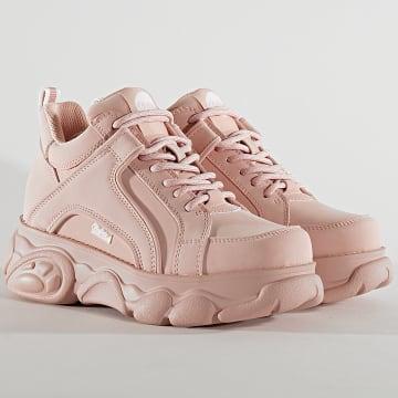 Buffalo - Baskets Femme CLD Corin 1630125 Light Pink