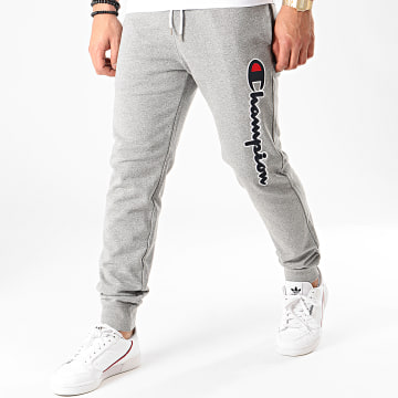 Champion - Pantalon Jogging 214190 Gris Chiné