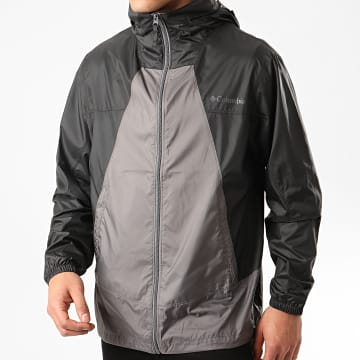 Columbia - Coupe-Vent Point Park Noir Gris