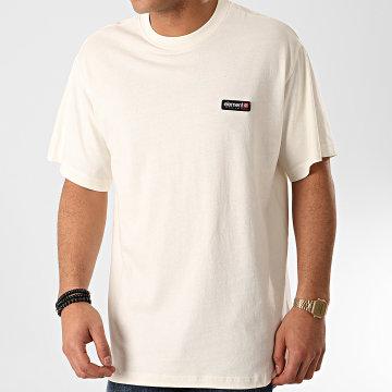 Element - Tee Shirt Tokyo Blanc Cassé