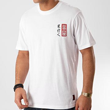 Element - Tee Shirt Demon Keeper Blanc
