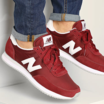 New Balance - Baskets Classics 777631 Burgundy