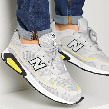 New Balance - Baskets Lifestyle 775241 Grey Yellow
