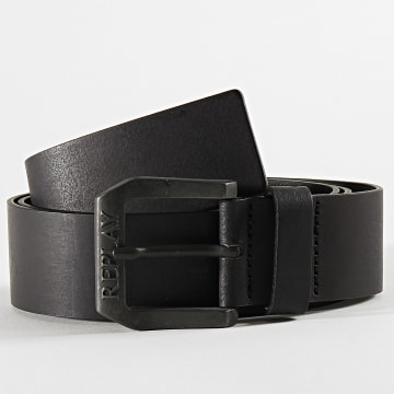 Replay - Ceinture AM2417 Noir