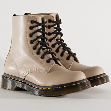 Boots Femme 1460 Pascal Wanama 24991216 Natural