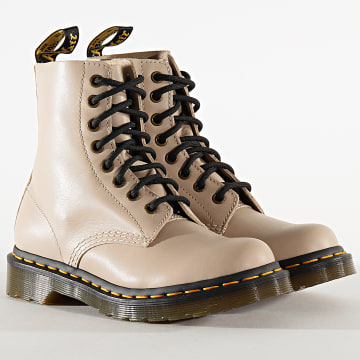 Dr Martens - Boots Femme 1460 Pascal Wanama 24991216 Natural