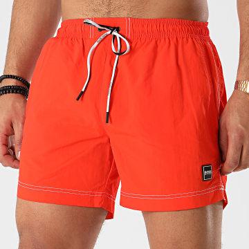 Short De Bain Tuna 50425557 Orange