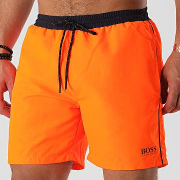 Short De Bain Starfish 50408104 Orange Fluo