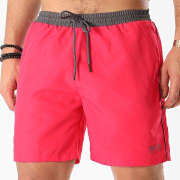 Short De Bain Starfish 50408104 Fuchsia