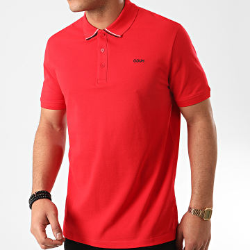 Polo Manches Courtes Daruso 202 50424126 Rouge