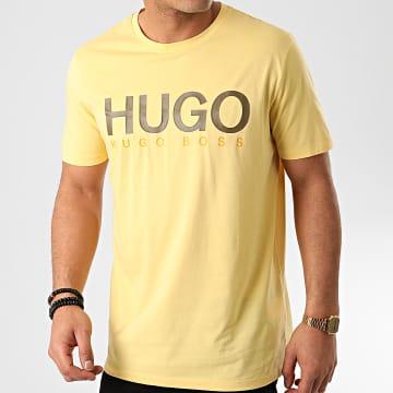HUGO by Hugo Boss - Tee Shirt Dolive 202 50424999 Jaune