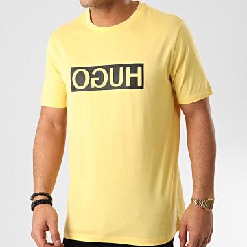 HUGO by Hugo Boss - Tee Shirt Dicagolino 202 50425766 Jaune