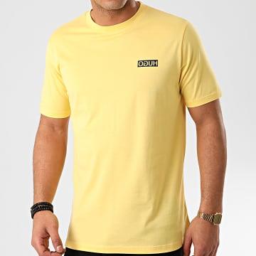 HUGO by Hugo Boss - Tee Shirt Durned 202 50425768 Jaune