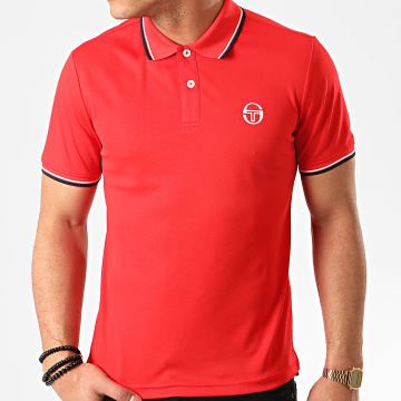 Polo Manches Courtes Reed 020 Rouge