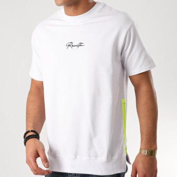 Tee Shirt UY486 Blanc