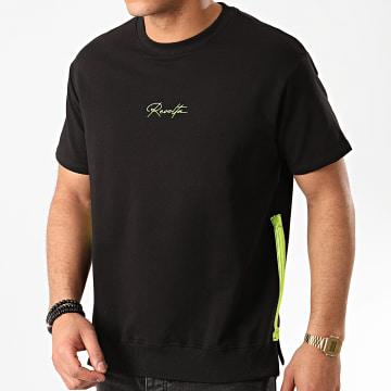 Tee Shirt UY486 Noir