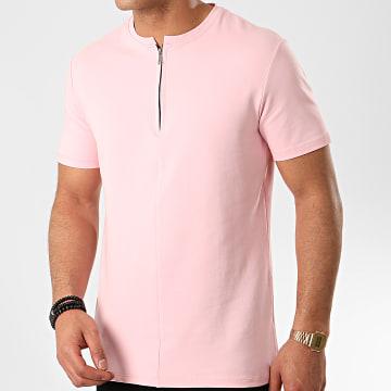 Tee Shirt UY477 Rose