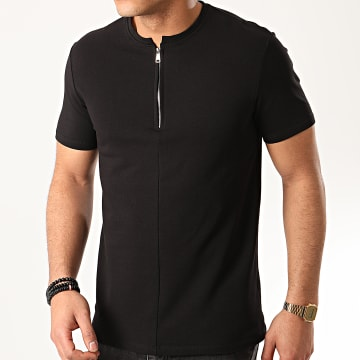 Uniplay - Tee Shirt UY477 Noir