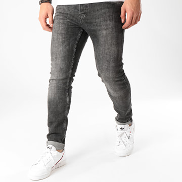 Uniplay - Jean Skinny 222 Gris Anthracite