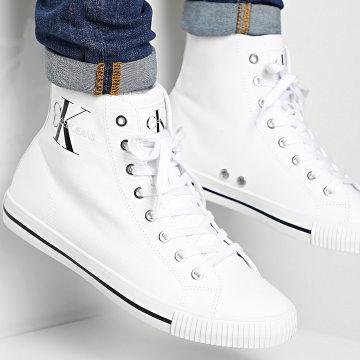 Calvin Klein - Baskets Montantes Augusto B4S0671 White