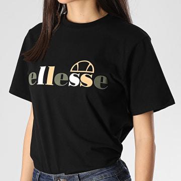 Tee Shirt Femme Rialzo SGE09697 Noir