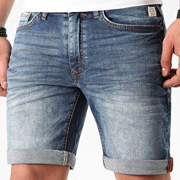 Blend - Short Jean 20709709 Bleu Denim