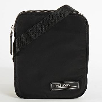 Calvin Klein - Sacoche Primary Mini Flat 5525 Noir