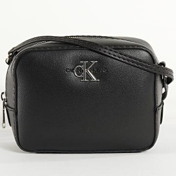 Sac A Main Femme Mono Hardware Camera Bag 6567 Noir