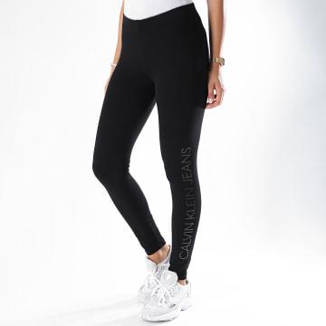 Calvin Klein - Legging Femme Institutional Logo 3830 Noir