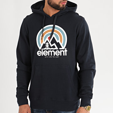 Element - Sweat Capuche Sonata Bleu Marine