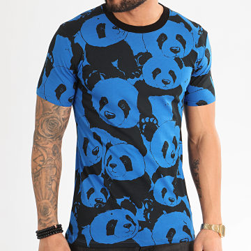 Tee Shirt F800 Bleu Roi