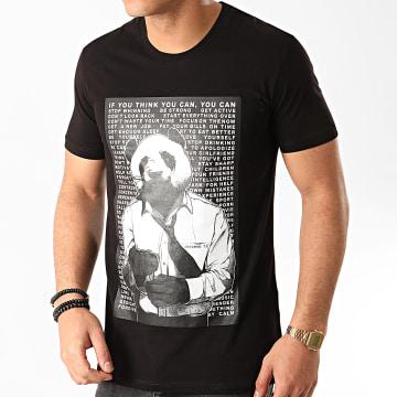 Tee Shirt F814 Noir