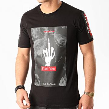 Ikao - Tee Shirt F824 Noir