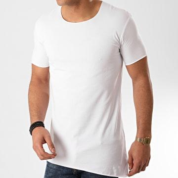 Tee Shirt Oversize F925 Blanc