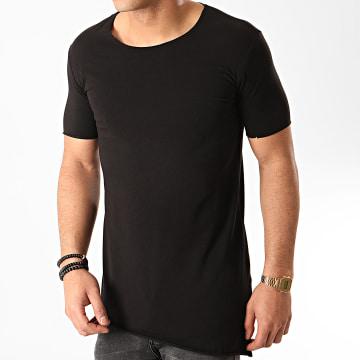 Tee Shirt Oversize F925 Noir