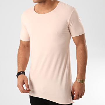 Tee Shirt Oversize F925 Rose