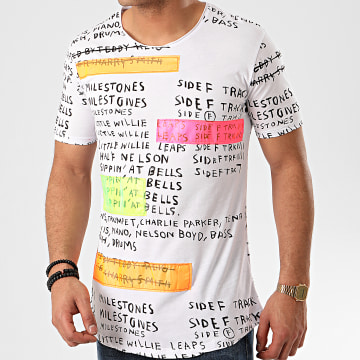 Tee Shirt F854 Blanc
