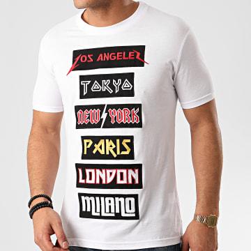 Tee Shirt F843 Blanc