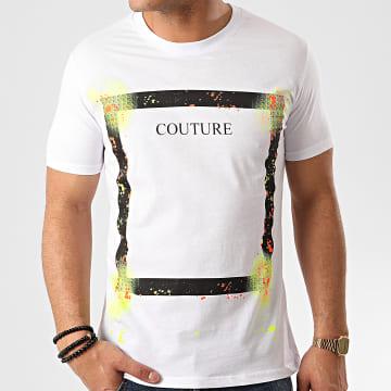Tee Shirt F864 Blanc